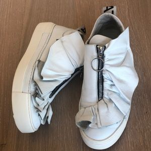 Vic Matie White Sneakers 2019 collection